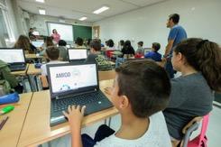 edebé participa en el diseño del aula del futuro